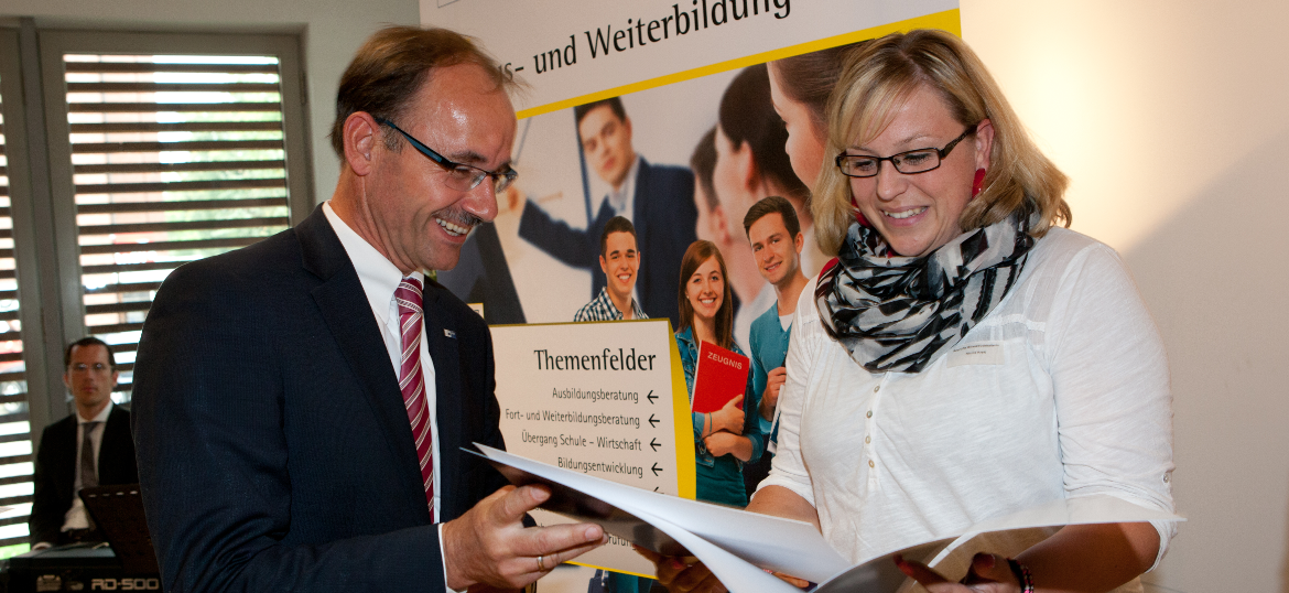 professional recognition (External link: Recognition in Germany)